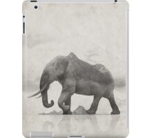 Rocky Elephant iPad Case/Skin