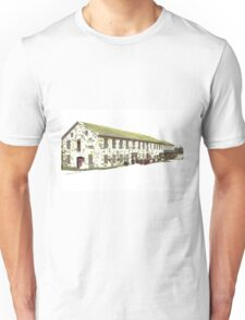 home of 10w30 (and I'm not talkin' motor oil) - Neustadt Springs Brewery, Neustadt, ON Canada Unisex T-Shirt
