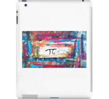 simply pi iPad Case/Skin