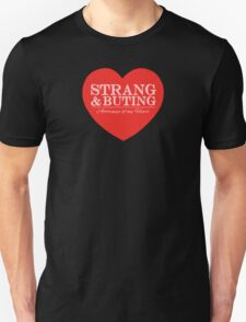 Strang & Buting - Attorneys Of My Heart - Black Unisex T-Shirt