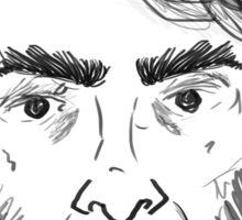 Inherent Vice Joaquin Phoenix Sticker