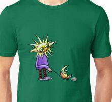Moonwalk with Sun Unisex T-Shirt