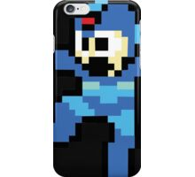 Mega Man Pixel Art iPhone Case/Skin