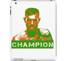Champion - Conor Mcgregor iPad Case/Skin
