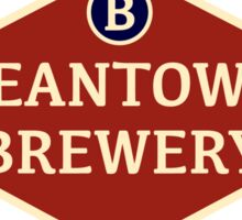 Beantown Brewery Sticker