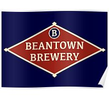 Beantown Brewery Poster