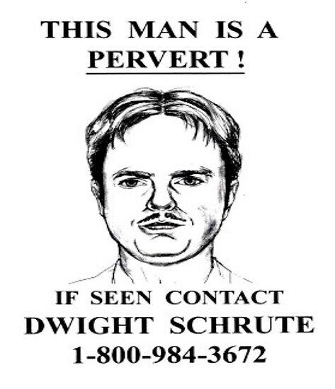 Pervert man