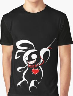 Contrasp - Hiding in the dark voodoo bunny Graphic T-Shirt