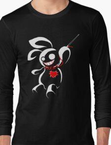 Contrasp - Hiding in the dark voodoo bunny Long Sleeve T-Shirt