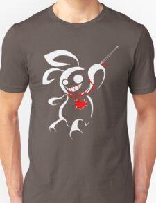 Contrasp - Hiding in the dark voodoo bunny Unisex T-Shirt