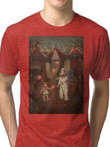 Scavenger Hunt Tri-blend T-Shirt