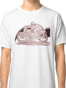Cafe Racer w color Classic T-Shirt