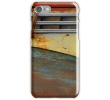 Red, Yellow and Rust iPhone Case/Skin