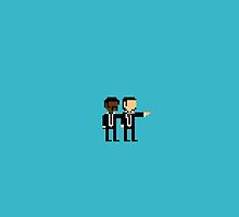 Pulp Fiction by MouldyWarrior