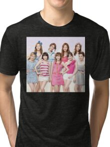 Girls Generation SNSD by bima Tri-blend T-Shirt