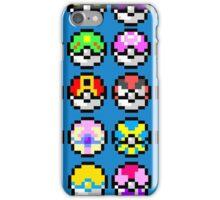 Pokeball Art iPhone Case/Skin