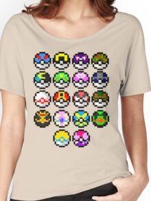 Pokeball Art Women's Relaxed Fit T-Shirt