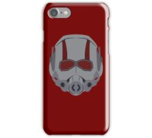 A Small Man Helmet iPhone Case/Skin