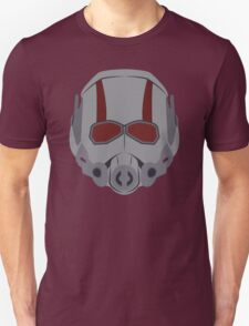 A Small Man Helmet T-Shirt