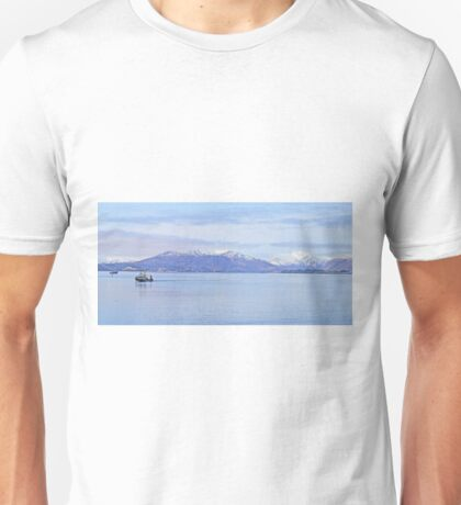 Morning on Kodiak Bay Unisex T-Shirt
