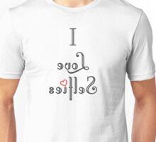 I Love Selfies Unisex T-Shirt
