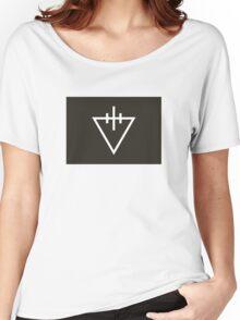 The Devil Wears Prada Logo Women's Relaxed Fit T-Shirt