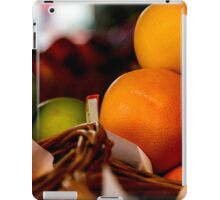 Fruit Market iPad Case/Skin