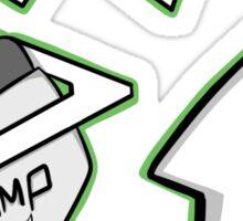 Can-o-Chomp Sticker