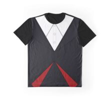 12th Doctor Costume Shirt Graphic T-Shirt