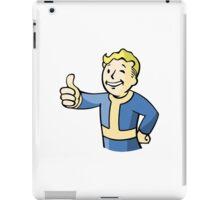 Fallout PipBoy Logo | Sticker & T-Shirt iPad Case/Skin