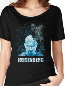 Heisenberg Blue Crystal by Yakei Women's Relaxed Fit T-Shirt