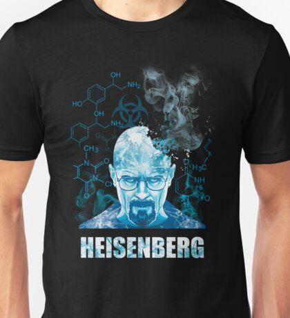 Heisenberg Blue Crystal by Yakei Unisex T-Shirt