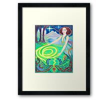 Spirit Guide ~ Antarra Framed Print
