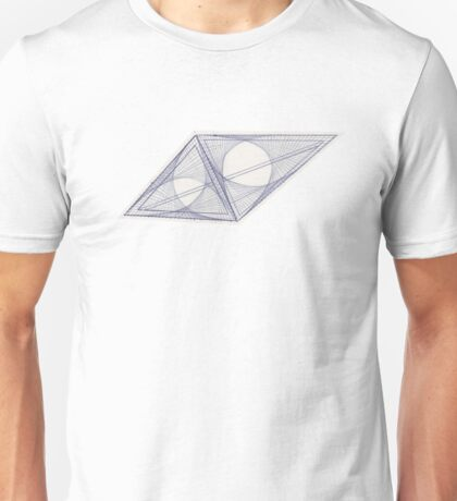 diamond graph Unisex T-Shirt