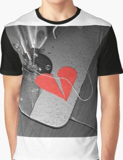 never ending love concept Graphic T-Shirt