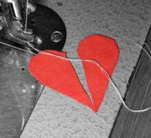 never ending love concept Sticker