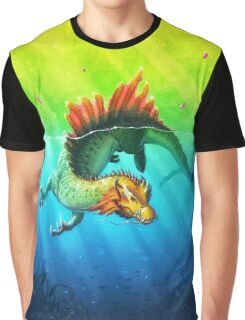 Draco Spinus Graphic T-Shirt