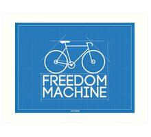 Freedom Machine Art Print