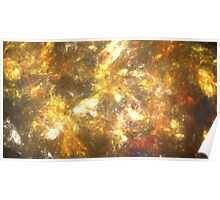 Sun Marble Poster