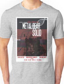 Solid - Metal Gear Unisex T-Shirt