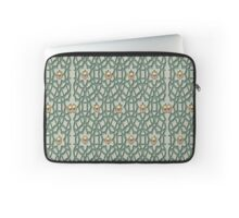 Pattern with pearls (4902 Views) Laptop Sleeve