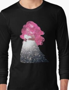 Rose Quartz Long Sleeve T-Shirt