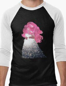 Rose Quartz Men's Baseball ¾ T-Shirt