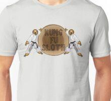 Kung Fu Sloth! Unisex T-Shirt