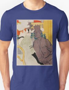 Vintage poster - Englishman at the Moulin Rouge T-Shirt