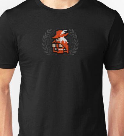 Red Mage - Sprite Badge Unisex T-Shirt