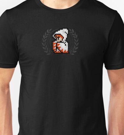 White Mage - Sprite Badge Unisex T-Shirt