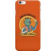Mos Eisley Cantina iPhone Case/Skin