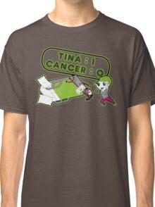 Tina Cancer Score Classic T-Shirt