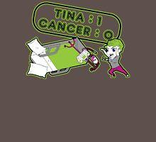 Tina Cancer Score Unisex T-Shirt